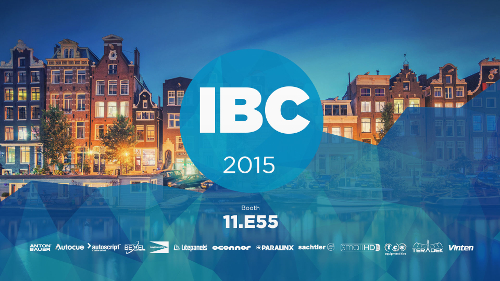 Visit Vitec Videocom at the International Broadcasting Convention (IBC)
