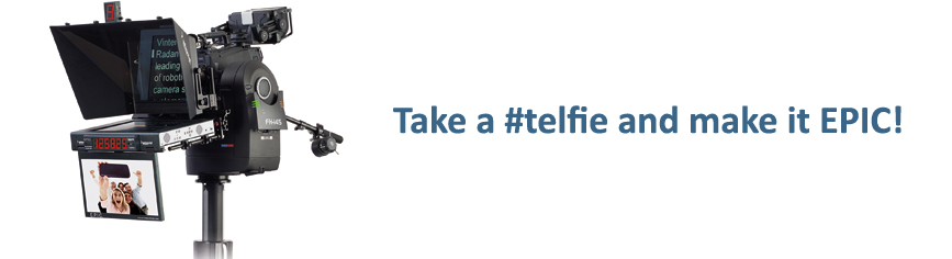 Take a telfie – Win an iPad – EPIC competition at NAB