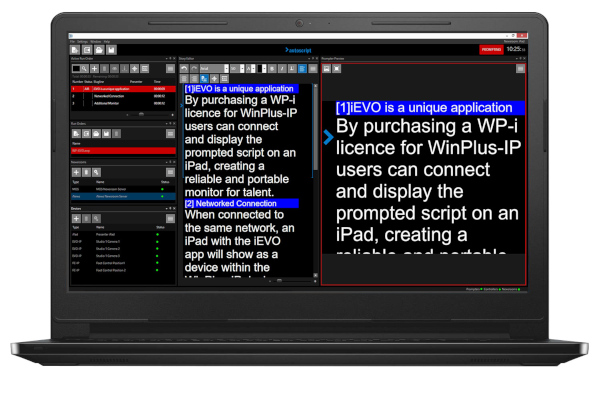 WinPlus-IP Single device licence for use with iPad - WinPlus-IP