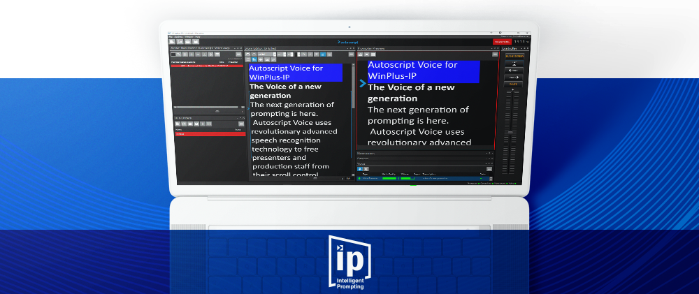 Autoscript unveil the future of prompting with ground-breaking speech recognition technology