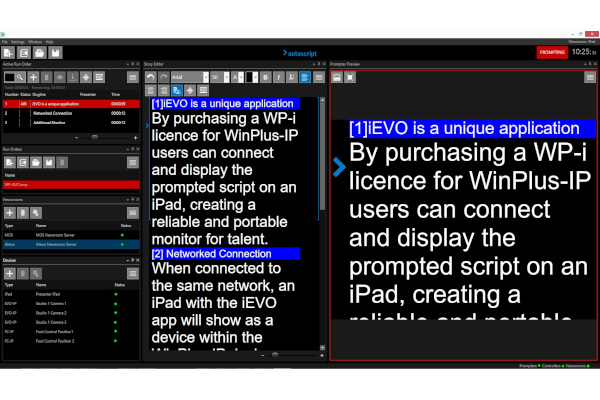 WinPlus-IP Single device licence for use with iPad - WinPlus
